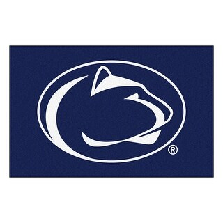 info for 66a7d 5ed52 Shop NCAA Penn State Nittany Lions Starter Mat Rectangular Area Rug - Free  Shipping On Orders Over  45 - Overstock.com - 22628164