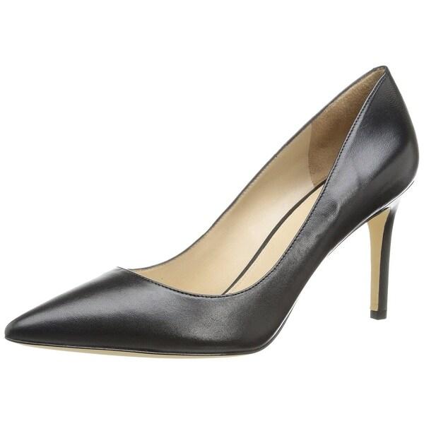 Via Spiga Womens Carola Leather Pointed Toe Classic Pumps