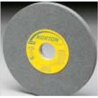 """Norton 88240 Medium Grinding Wheel, Aluminum Oxide, 6"""" x 3/4"""""""