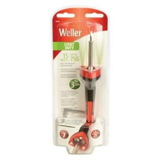 Weller SP15NUS LED Soldering Iron, 15 Watts, 750 degree