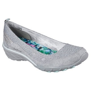Skechers 22921 GRY Women's SAVVY-WINSOME Loafer