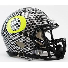 Oregon Riddell Speed Mini Football Helmet