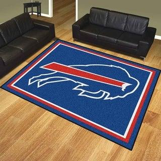 NFL - Buffalo Bills 8 Feet x 10 Feet Rug