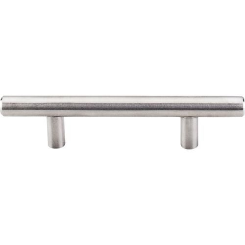 Top Knobs SSH1 Stainless Steel 3 Inch Center to Center Bar Cabinet Pull