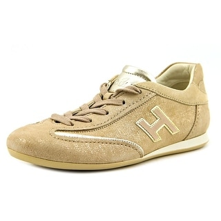 Hogan Olympia H Flock Piccola Suede Fashion Sneakers