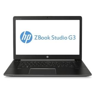 HP ZBook Studio G3 T6E86UT#ABA Mobile Workstation
