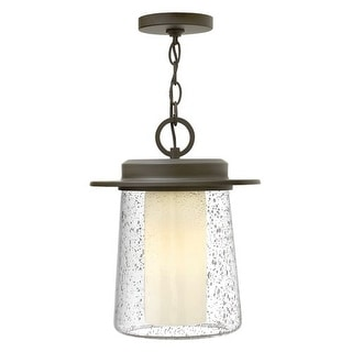 Hinkley Lighting 2012 1 Light Outdoor Lantern Pendant from the Riley Collection