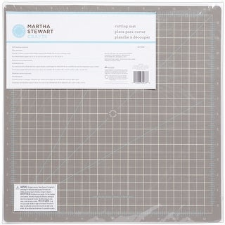 "Martha Stewart Cutting Mat-12""X12"""
