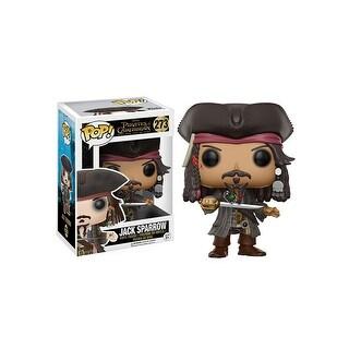 Disney Pirates of the Caribbean Jack Sparrow POP! Vinyl