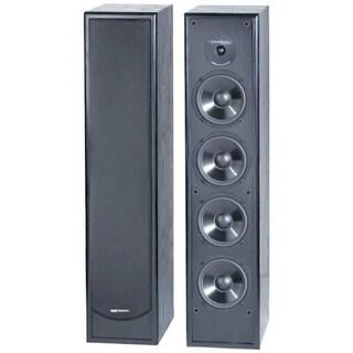 BIC America T45470B Bic Venturi Dv64 6.5 Tower Speaker-Black-DV64