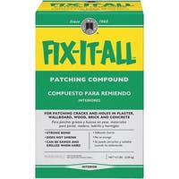Custom Building Prods 4.5Lb Box Fixall Patch DPFXL4-4 Unit: EACH