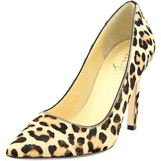 Ivanka Trump Carraly Women Pointed Toe Suede Heels