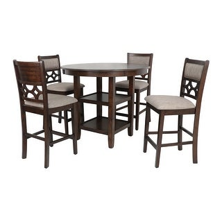 Link to Mitchell 5 Pc Counter Set-Cherry Similar Items in Dining Room & Bar Furniture