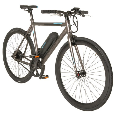 Vilano Core Electric Belt Drive Single Speed Commuter Bike, 700c