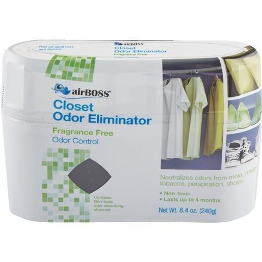 Willert Home Prod. Odor Closet Deodorizer 59.6T Unit: EACH