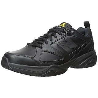 New Balance Mens 626 Walking Shoes Leather Slip Resistant