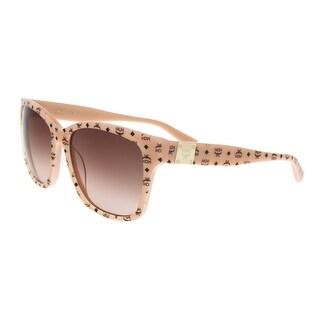 MCM600S 291 Nude Visettos Wayfarer Feline Sunglasses - 59-17-140