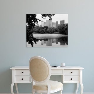Easy Art Prints Jeff Pica's 'NYC Skyline X' Premium Canvas Art