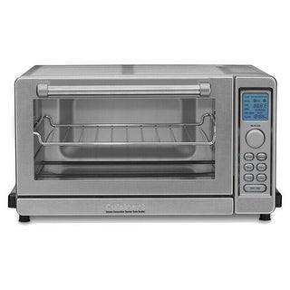 Cuisinart TOB-135 Deluxe Convection Toaster Oven Broiler -Stainless Steel (Refurbished)