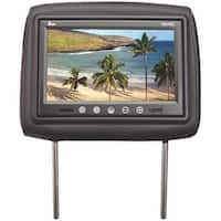 UEI T921PLBK 9 in. Dual Black Headrest Tft Lcd Monitors with Remote