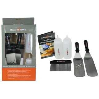 Blackstone 1542 Professional Grade Griddle Accessory Tool Kit