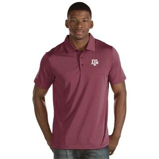 Texas A&M University Men's Quest Polo Shirt