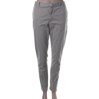 Polo Ralph Lauren Womens Brooke Twill Skinny Chino Pants