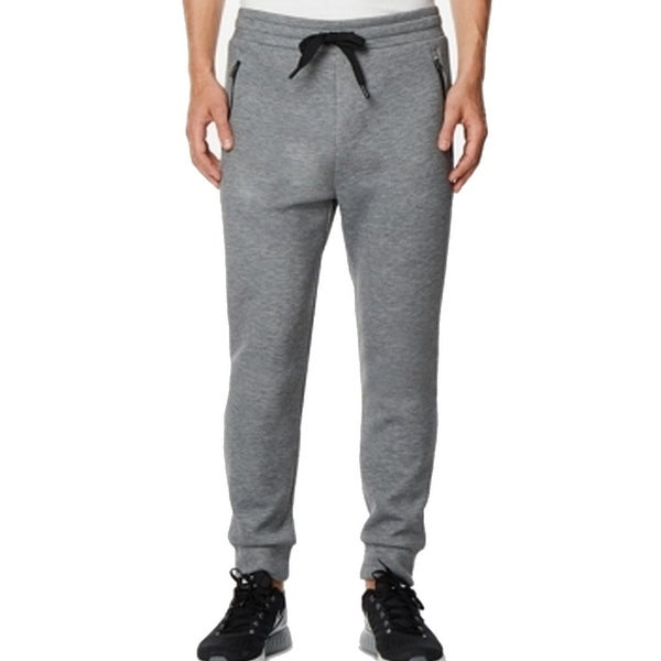 c81bcc6873 Shop 32 Degrees Heat Gray Mens Size Medium M Jogging Stretch Pants - Free  Shipping On Orders Over $45 - Overstock - 28163275