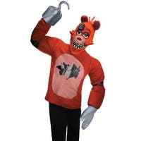 Rubies Five Nights at Freddy's Foxy Adult Costume - Orange