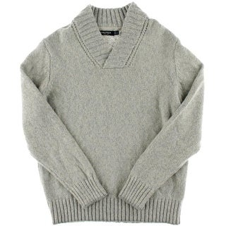 Nautica Mens Knit Long Sleeves Pullover Sweater