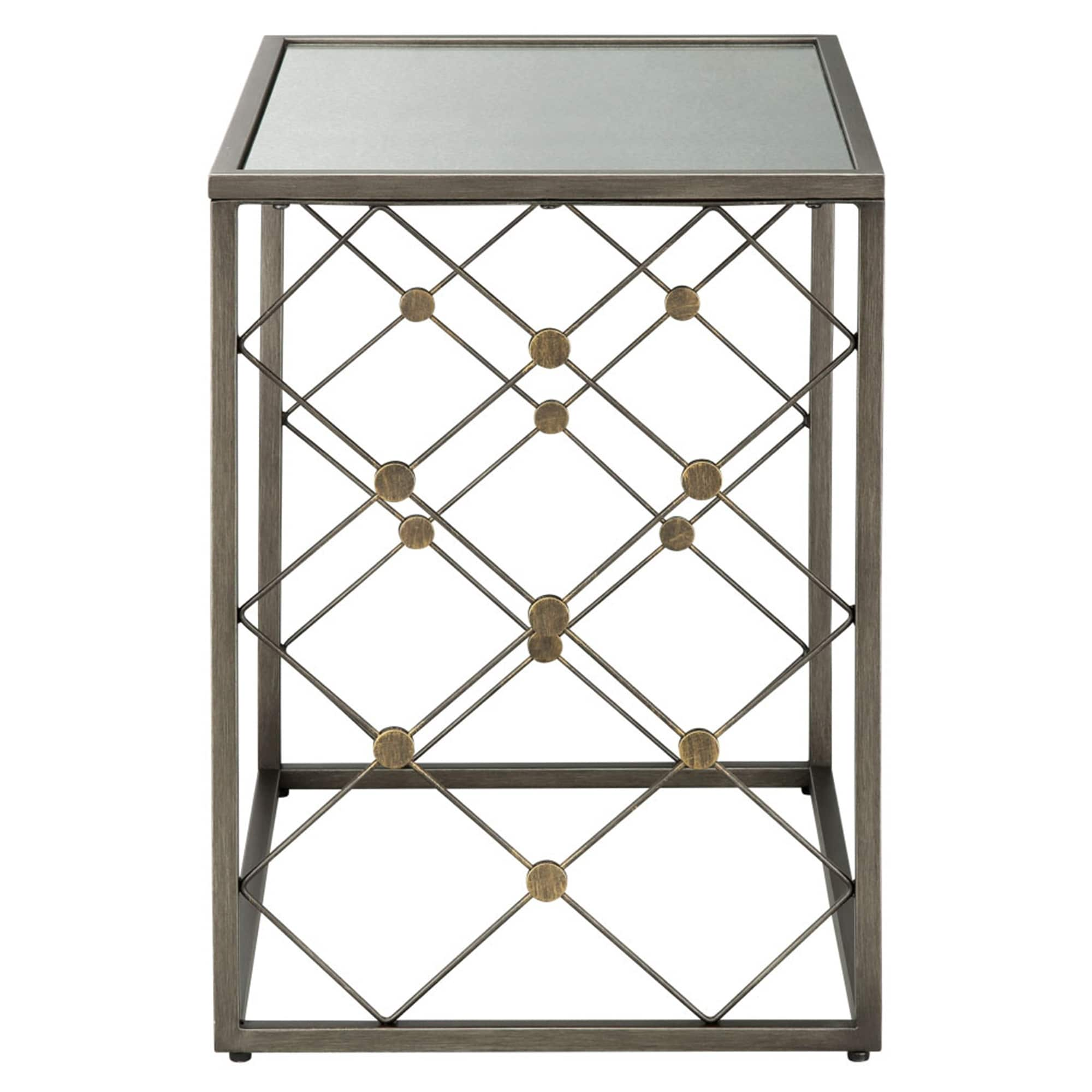 Martha Stewart Coyne Coffee Accent Table Overstock 31224463