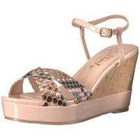 Callisto Women's Lottie Wedge Sandal - 9.5
