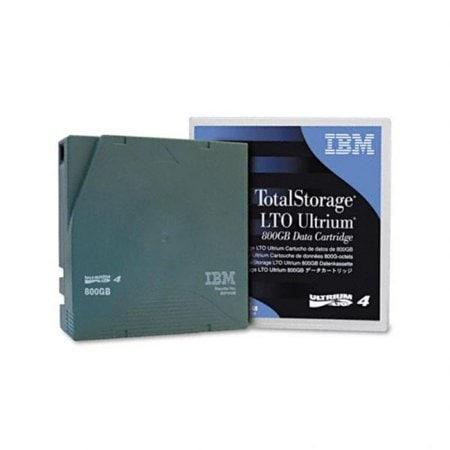 Ibm Media - Ibm Lto Ultrium 4 Iv - 800Gb/1.6Tb Cartridge