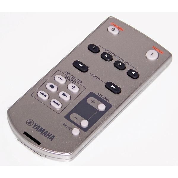 OEM Yamaha Remote Control Originally Shipped With: RX-Z11, RXZ11