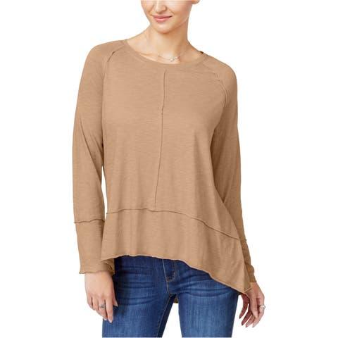 Style&Co. Womens Ls Basic T-Shirt