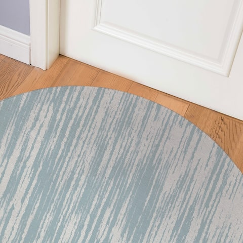TEXTURE SKY Indoor Floor Mat By Kavka Designs