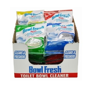 Bowl Fresh Plus 310.24T Toilet Freshner & Cleaner, 1.76 Oz|https://ak1.ostkcdn.com/images/products/is/images/direct/b92ba441e19e4b3ca8c3b9f694354a06aa1b3ec8/Bowl-Fresh-Plus-310.24T-Toilet-Freshner-%26-Cleaner%2C-1.76-Oz.jpg?_ostk_perf_=percv&impolicy=medium