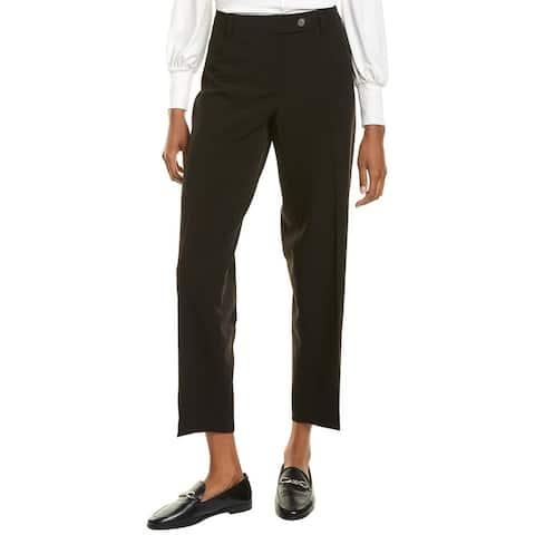 Jones New York Bi-Stretch Straight Pant