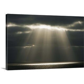 """""""Storm clouds"""" Canvas Wall Art"""