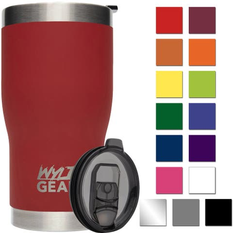 Wyld Gear 20 oz. Insulated Stainless Steel Tumbler - 20 oz.