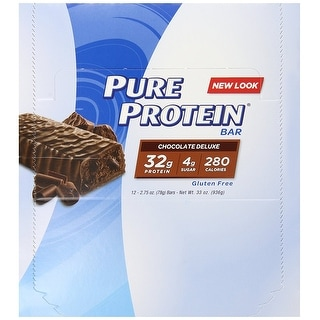 Pure Protein Pure Protein Bar Chocolate (Box of 12)