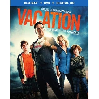 Vacation - Blu-ray/DVD