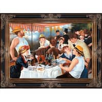 Pierre-Auguste Renoir 'Luncheon of The Boating Party' Hand Painted Oil Reproduction
