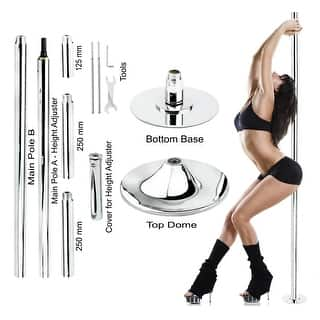 New Pro Portable Stripper Fitness Exercise Spin Spinning Professional Dance Dancing Strip Spinning Pole|https://ak1.ostkcdn.com/images/products/is/images/direct/b93104e88f5bc2757f5c5ef107e142103b54245a/New-Pro-Portable-Stripper-Fitness-Exercise-Spin-Spinning-Professional-Dance-Dancing-Strip-Spinning-Pole.jpg?impolicy=medium