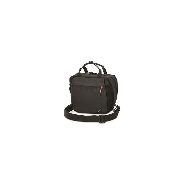 Pacsafe Camsafe LX10 - Black Anti-theft Compact Camera Bag w/ Slashguard straps