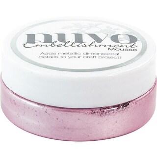 Nuvo Embellishment Mousse-Lilac Lavendar