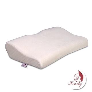 Poraty Contour Memory Foam Pillow, Standard Size