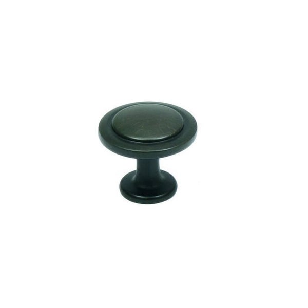 Jamison Collection K80960 1-3/8 Inch Diameter Mushroom Cabinet Knob