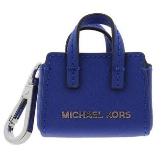 Michael Kors Womens Selma Fashion Keychain Leather Purse - o/s