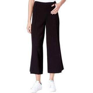 Rachel Rachel Roy Womens Gaucho Pants Wide Legged Pleated